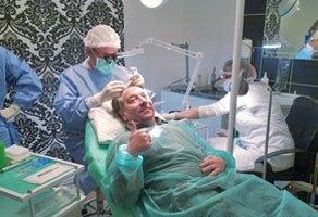 Haartransplantation in Ungarn nahe Linz, Oberösterreich