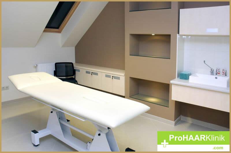 Haarverpflanzung, Haartransplantation Klinik