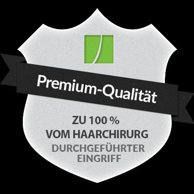 Haartransplantation Premium Qualität title=