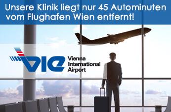 Haartransplantation Nahe Wien Flughafen