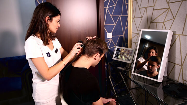 Prohaarklinik – Haartransplantation nahe Wien